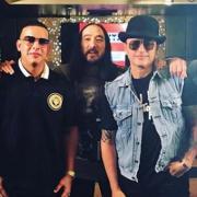 Daddy Yankee coquetea con la música electrónica