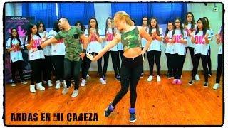 Andas en mi cabeza - Reggaeton by Emiliano Ferrari Villalobo Ft. Camila Hidalgo (HD)