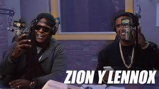 Zion y Lennox entrevista con Alex Sensation