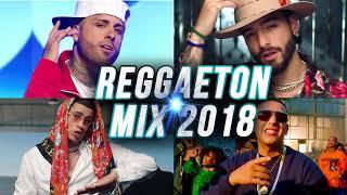 Reggaeton 2018 - Ozuna, Maluma, Daddy Yankee, Nicky Jam, Wisin, Bad Bunny - Reggaeton Lo Mas Nuevo