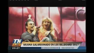 Ricardo Arjona galardonado en los Billboard
