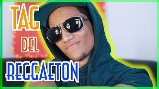 TAG DEL REGGAETON  *Hice el X CHALLENGE, DURA y muchos más* - Anthony Herrera