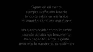 Reik Ft Zion y Lennox - Qué Gano Olvidándote (remix) (letra)