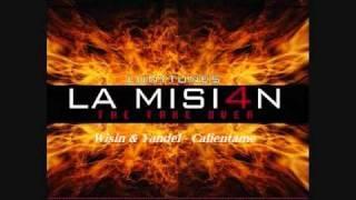 14.Wisin & Yandel - Calientame (La Mision 4)