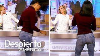"""Satcha sorprende a Francisca bailando reggaeton, y la llama """"mala influencia"""""""