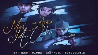 Me Ama, Me Odia - Ozuna Ft. Arcangel, Brytiago & Cosculluela (Letra) ★ Reggaeton 2016 ★