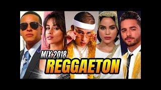 Bad Bunny,  Becky G , Ozuna, J Bavlin, Maluma✪REGGAETON 2018 - MEGAMIX 2018 ✪