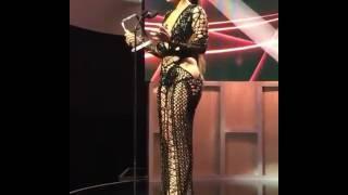 Jennifer López artista del año redes sociales billboard en vivo 2017