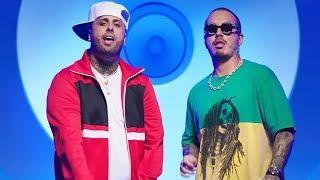 Estrenos Reggaeton 2018 Mix - Nicky Jam, J Balvin, Maluma, Bad Bunny, Daddy Yankee, Yandel, Ozuna