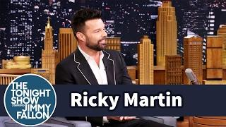 Ricky Martin's Twin Boys Are His Toughest Critics