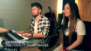 DESPACITO - LUIS FONSI FT. DADDY YANKEE (PIANO COVER - CAROLINA GARCÍA) Ya en Spotify!
