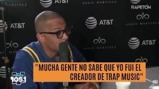 """#RapetónNews: El rapero americano,T.I alega ser el creador del """"Trap Music"""""""