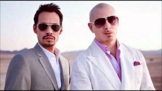 Pitbull ft. Marc Anthony - Rain Over Me (with lyrics)