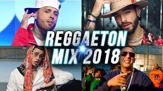 Estrenos 2018 Reggaeton - Reggaeton Mix Abril 2018 - Maluma, Bad Bunny, Nicky Jam, Ozuna, Wisin