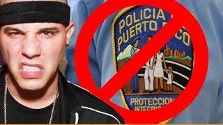 Kendo Kaponi se desahoga en contra de la policía de Puerto Rico