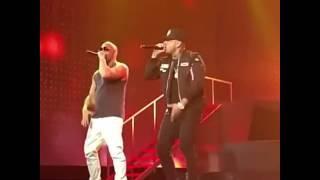 Vin Diesel Cantando En Premios Billboards 2017