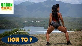 HOW TO DANCE  REGGAETON ► CUQUITA LATIN DANCE WORKOUT CLASS 2 ► REGGAETON CHOREOGRAPHY