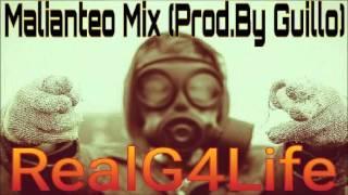 Ñengo Flow, Ñejo, Polakan, Yomo, Maximus Well Various Artist - Reggaeton Malianteo Mix (RealG4Life)