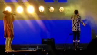 Otra vez - j Balvín feat Zion y Lennox en vivo