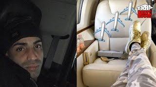 Maluma enseña su jet privado   Arcángel pensando en las Bahamas y MÁS