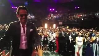 Marc Anthony gana we all love you billboard en vivo 2017