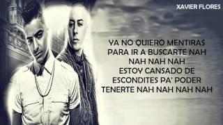 Pretextos - Maluma Ft Cosculluela (Letra) (Pretty Boy, Dirty Boy) 2015