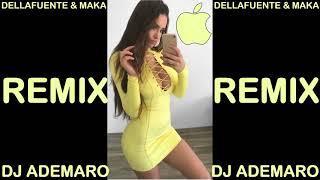 REGGAETON FLAMENCO REMIX 2018 - DELLAFUENTE & MAKA - SOBRAN LAS PALABRAS & DJ ADEMARO
