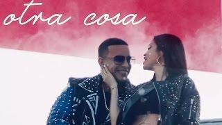 Daddy Yankee y Natti Natasha - Otra Cosa [Lyric Video]