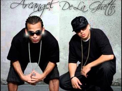 Arcangel y de la Ghetto