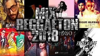 Mix Reggaeton 2018 - Nicky Jam ,Ozuna ,J Balvin ,Luis Fonsi, Bad Bunny , Daddy Yankee Dj Flowmix