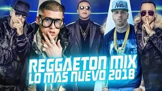 Reggaeton Mix 2018 Bad Bunny, Maluma, Ozuna, J Balvin, Nicky Jam, Wisin Y Mas !