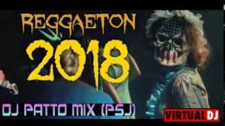 Reggaeton 2018 ~ Asesina ~ Mi Cama ~ Pijama ~ Me Niega ~ Vaina Loca ~ Dura Y Dvj Patto Mix Pasaje