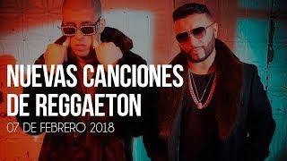 Top 10 Nuevas Canciones De La Semana | 07 Febrero 2018