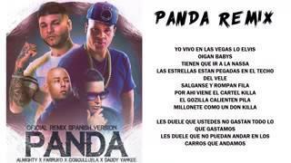 panda remix - faruco -