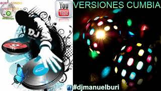 ♫♫(REGGAETON) VERSION ( CUMBIA)♫♫ 2018♫MIX REGgeATON VERSION CUMBIAS 2018 - MIX BAILABLE