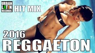 REGGAETON 2016 - MEGA VIDEO HIT MIX ► HITS OF NICKY JAM, J BALVIN, MALUMA, ENRIQUE IGLESIAS