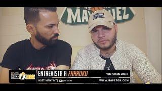 Farruko habla de su junte con Kendo Kaponi y opina sobre el revolú de J Alvarez
