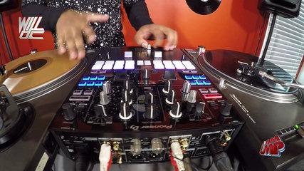 DJ WILL DC-REGGAETON MIX LIVE SESSION