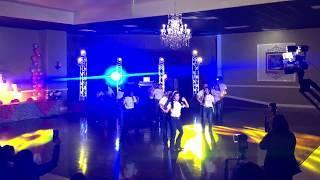 Alex's Quince Surprise Dance - Quinceanera 2018 (Bachata, Cumbia, Reggaeton, Duranguense)