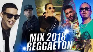 Mix Reggaeton 2018 ★ Canciones Nuevas De Reggaeton 2018:  Maluma, Ozuna, Bad Bunny, J Balvin Y Mas