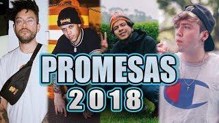 TOP 10 Promesas Trap/Reggaeton 2018 | Trapetón Tv