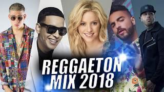 Reggaeton Mix 2018 ★ Nicky Jam, Bad Bunny, Maluma, Ozuna, J Balvin, Daddy Yanke, Wisin Y más !