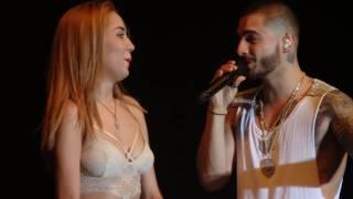 07.10.2016 Barcelona - Maluma, Tengo un amor (HD)