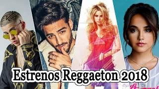 Estrenos Reggaeton y Música Urbana Marzo 2018 - Becky G, Sakira, Maluma, Ozuna, Romeo Santos,Wisin