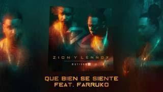 Zion & Lennox - Que Bien Se Siente Feat. Farruko (Cover Audio)