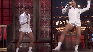 Ricky Martin Bailó En Ropa Interior Como Tom Cruise