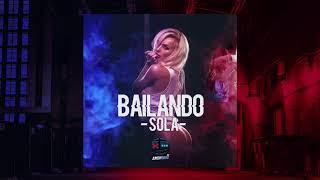 Anónimos inc - Bailando sola (Audio Oficial) Reggaeton 2018