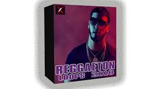 Loops De Reggaeton 2018 | Estilo Anuel AA, Ozuna, J. Balvin, Zion & Lennox