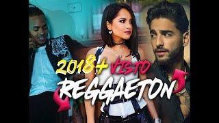 Reggaeton 2018 lo mas escuchado mix canciones completas