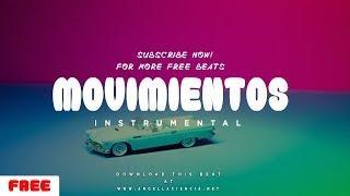 "Pista De Reggaeton - Free Beat De Reggaeton 2018 - ""Movimientos"" - Instrumental 2018"